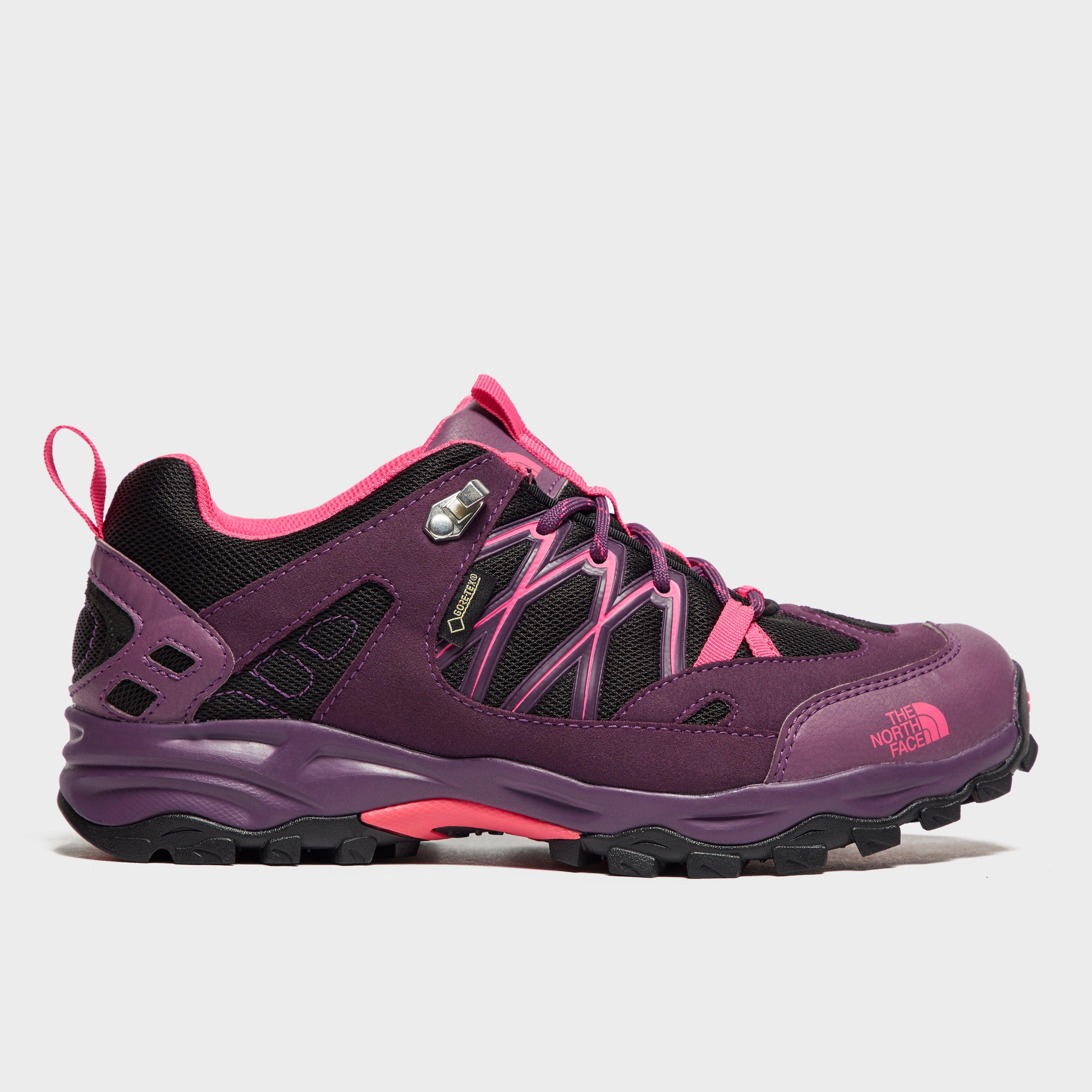 The North Face Women's Terra GORE-TEX Shoe - Purple, Purple Review thumbnail