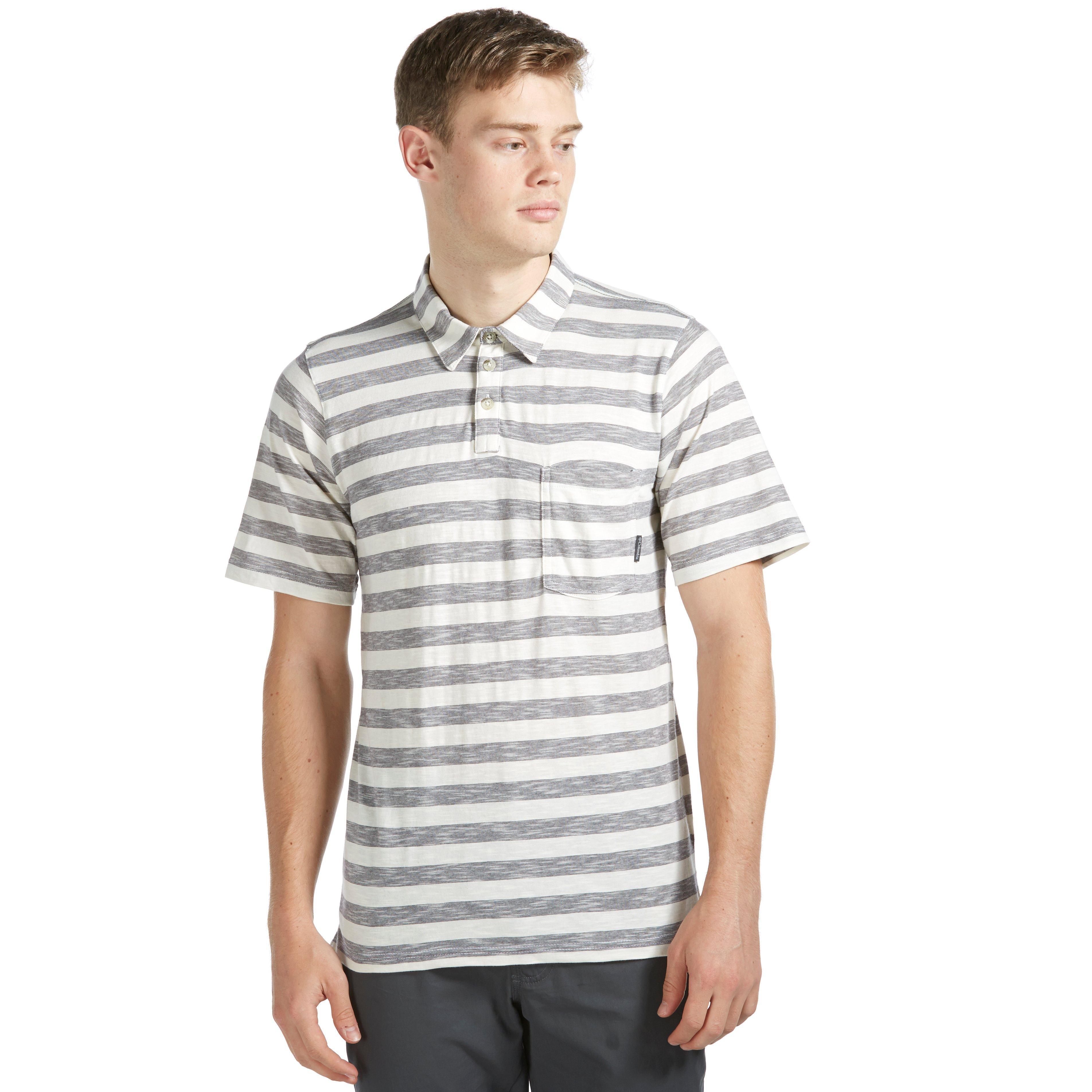 Columbia Men's Lookout Point Polo Shirt - White, White Review thumbnail