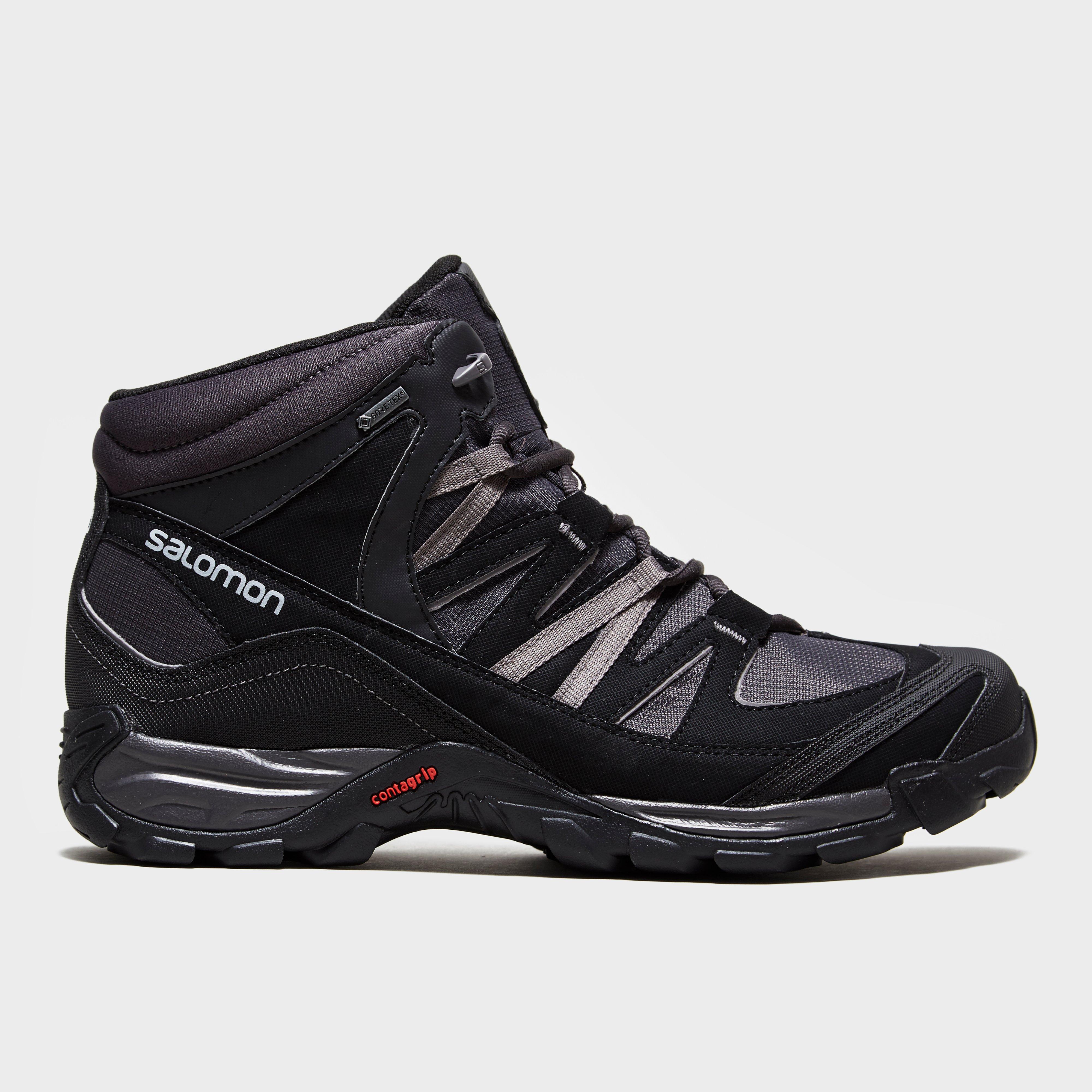 Salomon Men's Mudstone GORE-TEX Walking Boot - Grey, Grey Review thumbnail